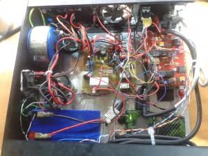 Interior del EA5RCK-10
